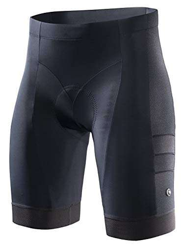 RION Women's Bike Padded Shorts Cycling Pants Bicycle Tights