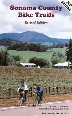 Sonoma County Bike Trails (3rd Edition)