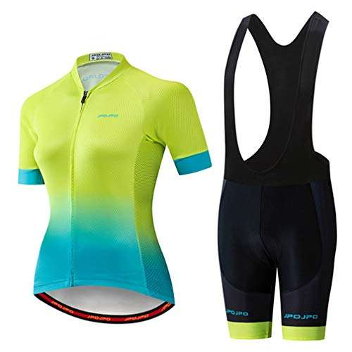 Summer Women MTB Bike Cycling Clothing Mountain Cycling Jersey Bicycle Shorts Sets