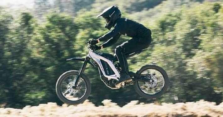 Segway bike