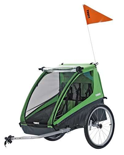 Thule Cadence Child Bicycle Trailer (1-2 Children)