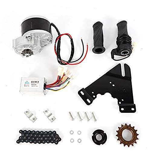 US DELIVER Electric Bicycle Motor Kit E-Bike Conversion Kit for Bike (28)