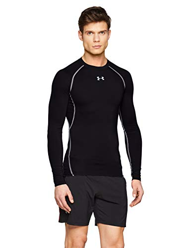 Under Armour Men's HeatGear Long Sleeve Compression Shirt
