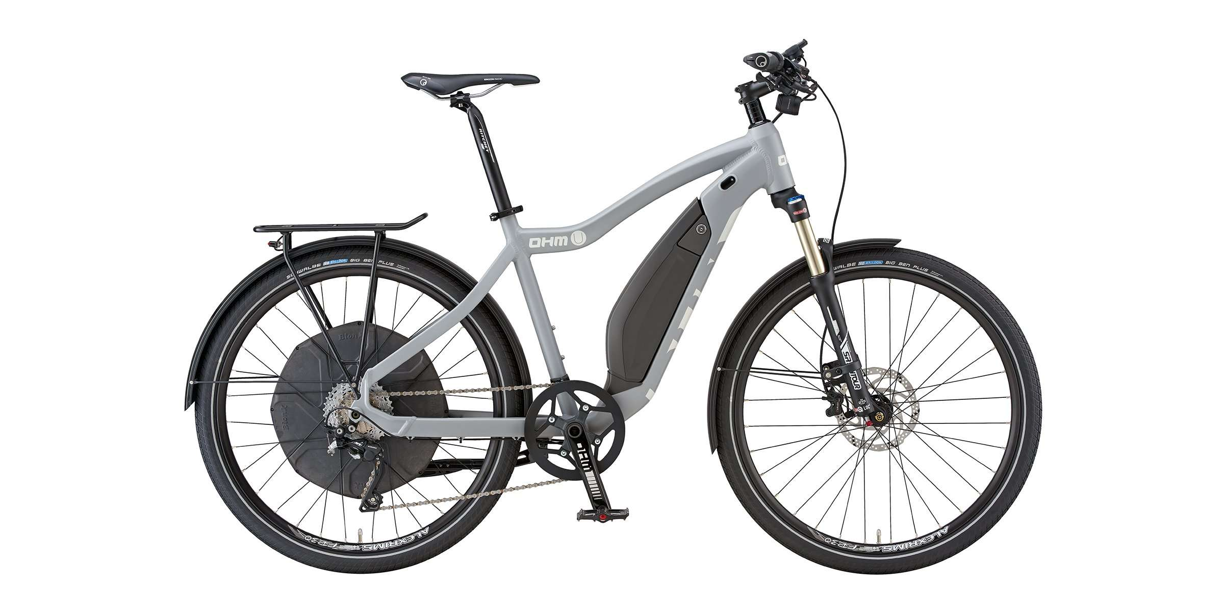 Ohm Urban E Bike