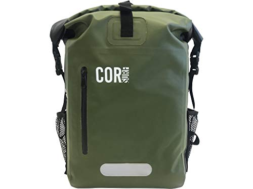 Waterproof Backpack   25L & 40L   Dry Bag Pack Travel Cycling Kayak or Surf