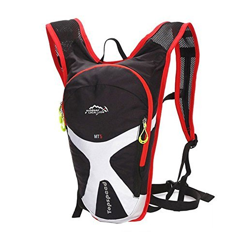 West Biking Cycling Mini Bicycle Backpack Bike Bag Outdoor Sports Rucksack For Camping Hiking Running Daypacks