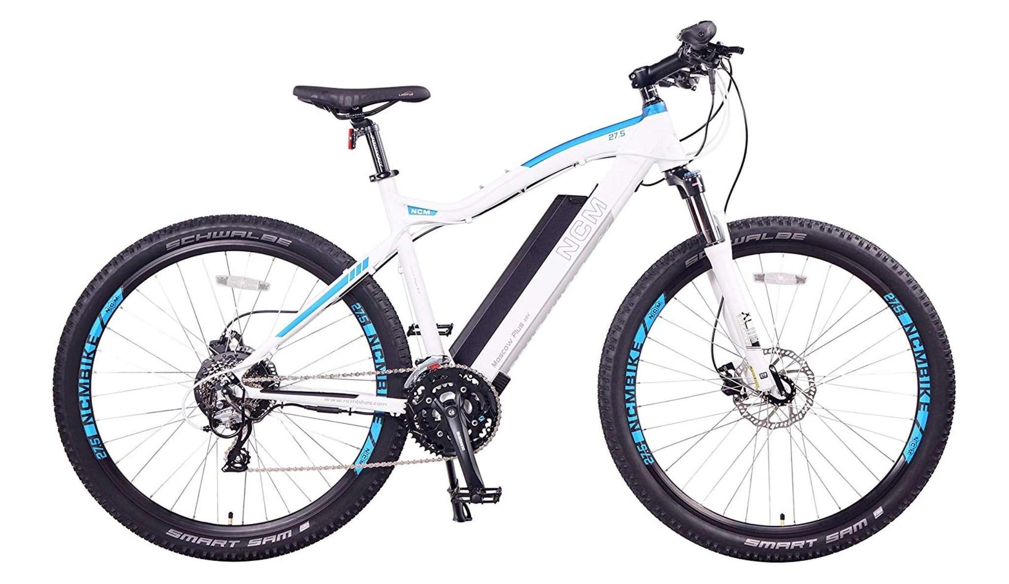 ncm moscow electric bike