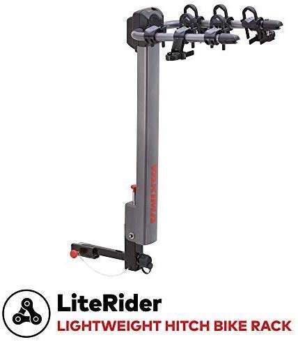 yakima LiteRider 3 Hitch Rack