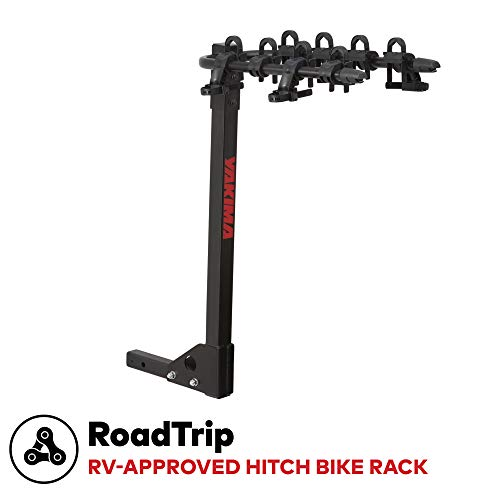 yakima - Roadtrip Hitch Bike Rack for RV and Travel-Trailer, 4 Bike Capacity