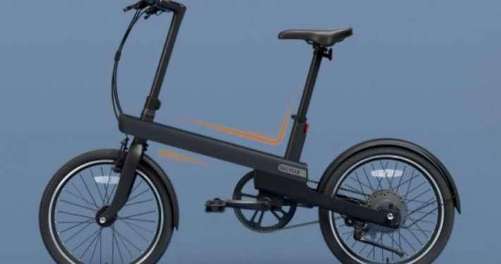 A Xioami Next Gen E-Bike