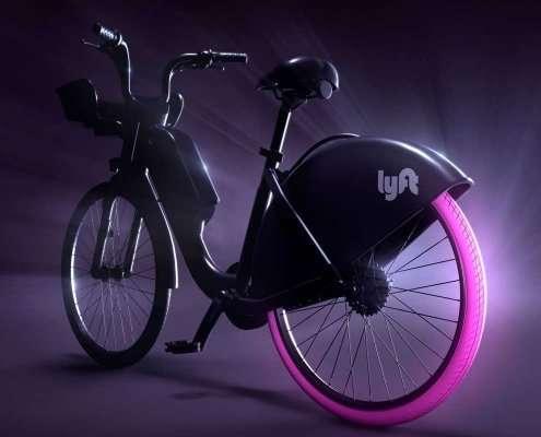 Lyft Electric Bikes