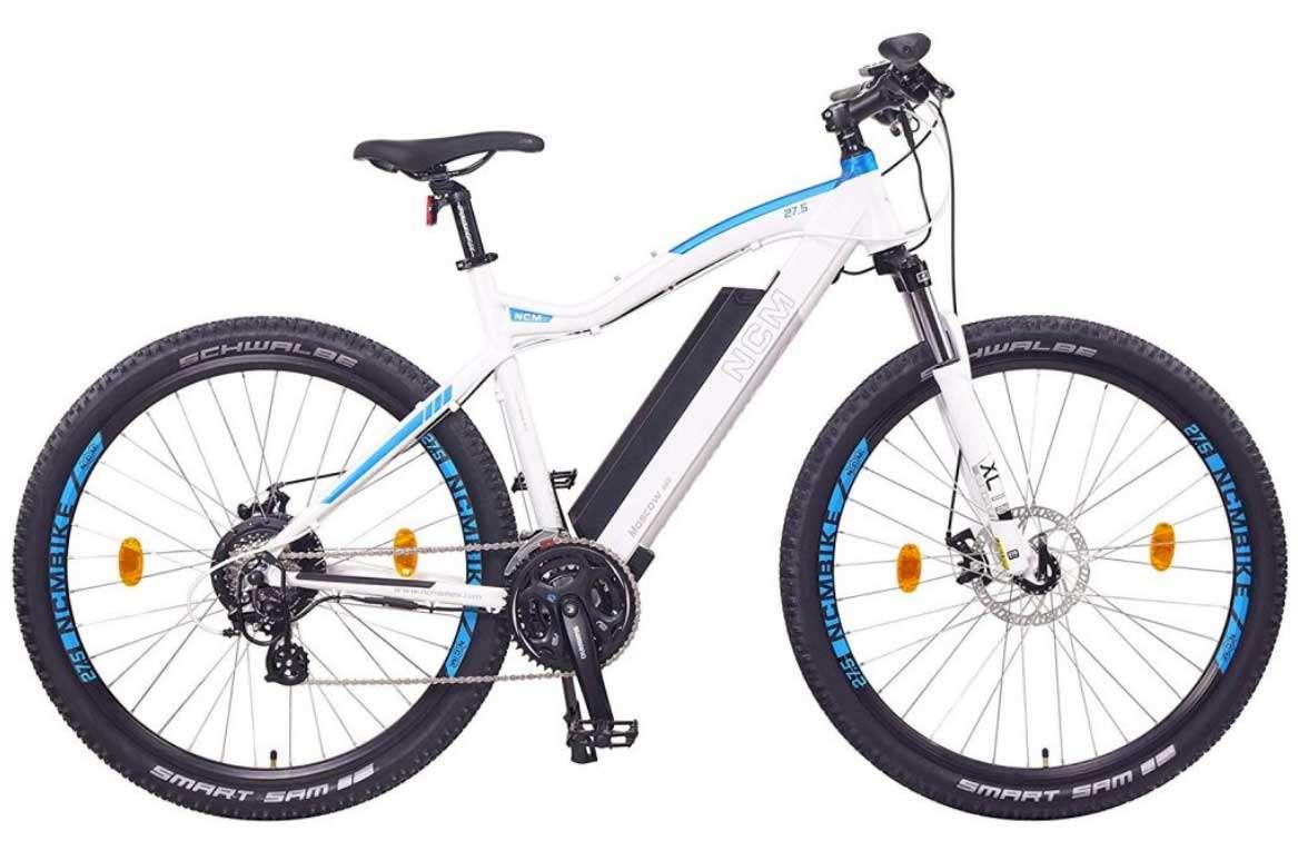 NCM Milano Plus Electric Bike
