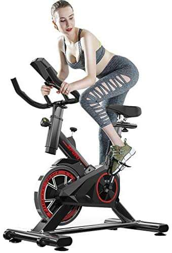 Exercise Bike Indoor Cycling Bike Magenetic Reistance Stationary Bike For Home Cardio Gym Workout